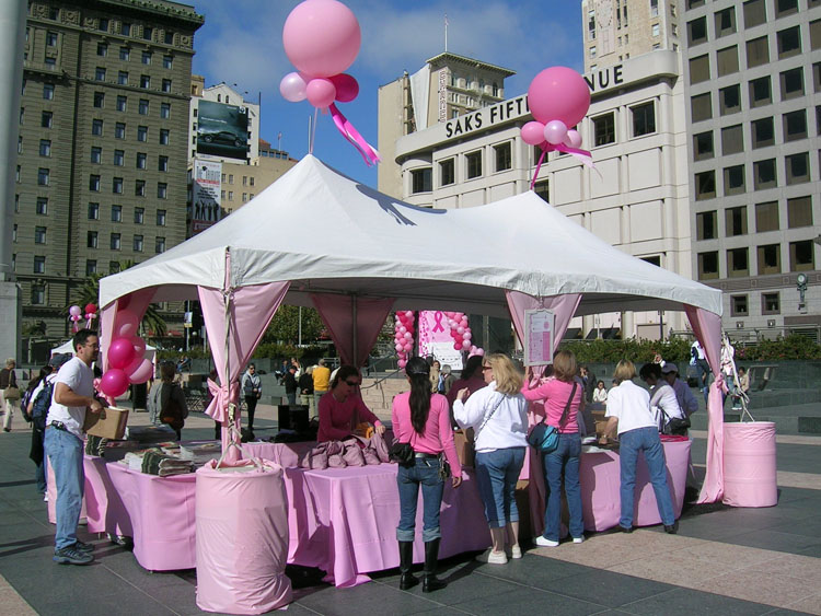 Pink Ribbon Event