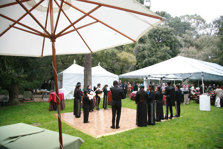 Golden Gate Park Wedding