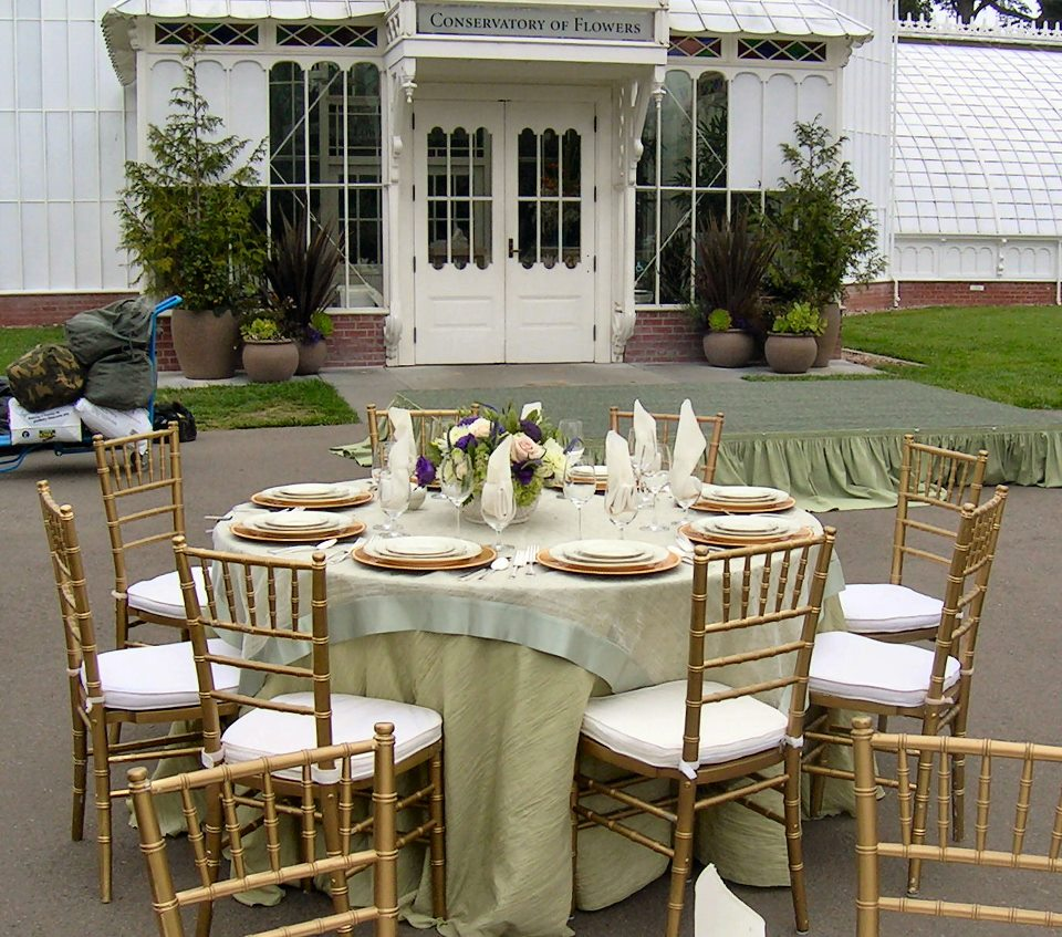 San Francisco Bay Area Party And Event Rentals Abbey