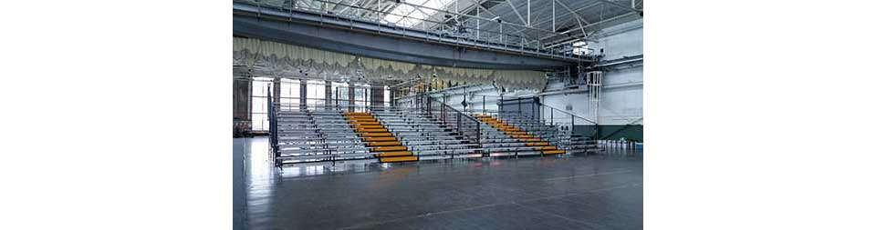 Bleachers & Grandstands for rent in San Francisco Bay Area