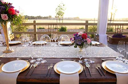 Event Rentals in the San Francisco Bay Area