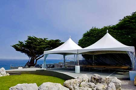 Tent Rentals in the San Francisco Bay Area
