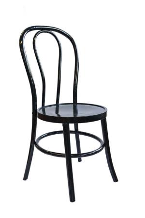 Where to rent Black Bentwood Chair in San Francisco Bay Area