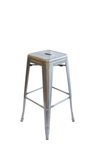 Rental store for Gun Metal Bar Stool in San Francisco CA