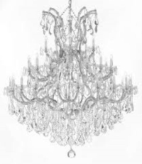 Rental store for Maria Theresa Crystal Chandelier in San Francisco CA