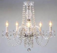 Rental store for Venetian Crystal Chandelier in San Francisco CA