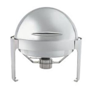 Where to find S S 6QT Round Chafer Dish Roll Top in San Francisco