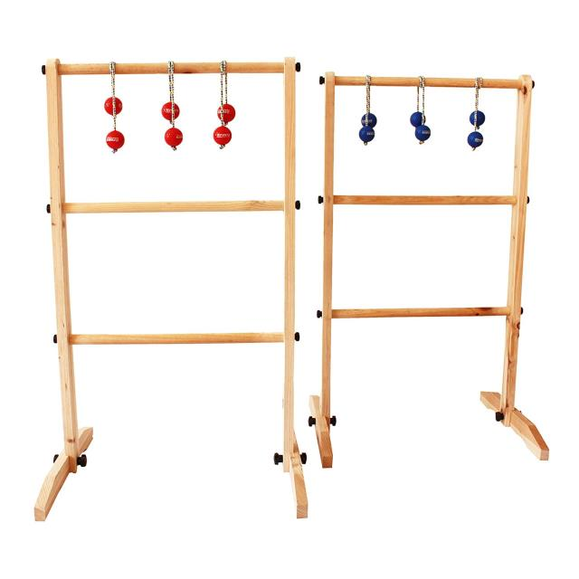 Where to find Ladder Golf Wooden  set of 2 in San Francisco