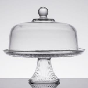 Where to find Glass Cake Stand 5qt in San Francisco