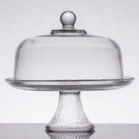 Rental store for Glass Cake Stand 5qt in San Francisco CA