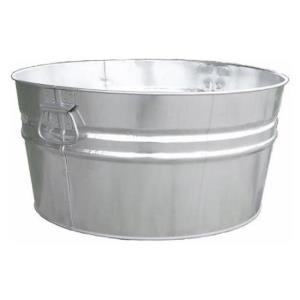 Where to rent Galvanized Wash Tub Large in San Francisco Bay Area
