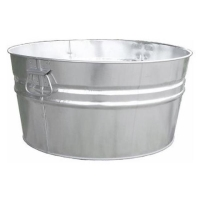 Rental store for Galvanized Wash Tub Large in San Francisco CA