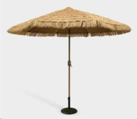 Rental store for Market Umbrella, Thatched 9' Tilting in San Francisco CA