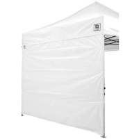 Rental store for Canopy Pop-Up Wall 10x10 w  zip ties in San Francisco CA