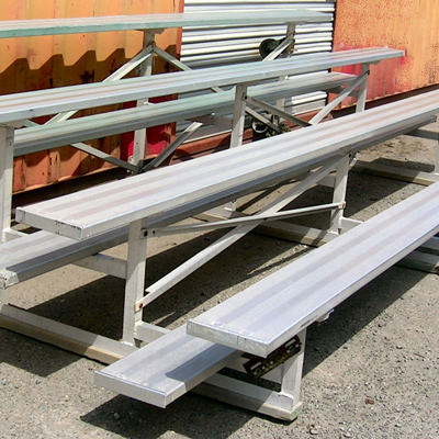 Where to find Metal Bleacher 40 person in San Francisco