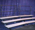 Rental store for Choir Bleachers 10 person in San Francisco CA