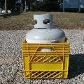 Rental store for Propane Tank with Crate in San Francisco CA