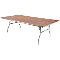 Rental store for Table, Kings, 4 x8 in San Francisco CA