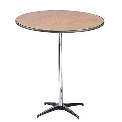 Kiosk Table 36 Inch W X 42 Inch H Rentals San Francisco Ca