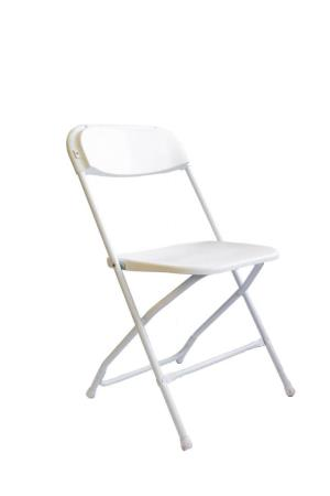 Where to find Samsonite Chair White in San Francisco