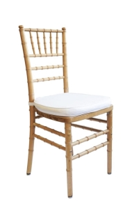 Rental store for Chiavari Chair Natural in San Francisco CA