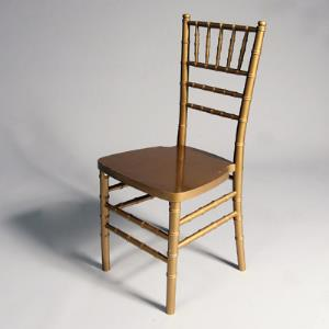 Where to find Chiavari Chair Gold Resin in San Francisco