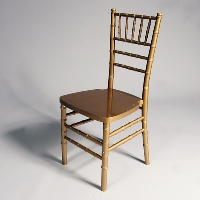 Rental store for Chiavari Chair Gold in San Francisco CA