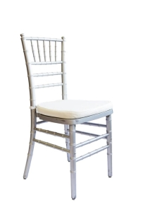 Rental store for Chiavari Chair Silver in San Francisco CA