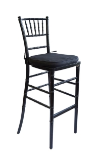 Rental store for Chiavari Bar Chair Black in San Francisco CA
