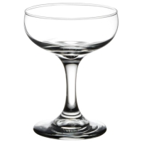 Rental store for Glass Champagne Saucer  4oz in San Francisco CA