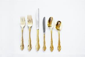Where to find Pacific Heights  Gold  Flatware in San Francisco