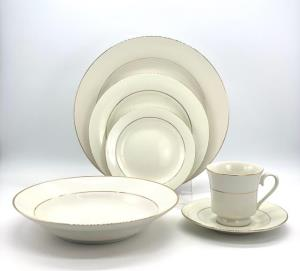 Where to find Elegance Ivory w  Gold Rim Dishware in San Francisco
