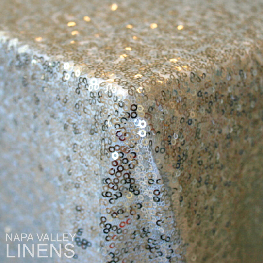 PARIS SEQUIN LINENS SILVER Rentals San Francisco CA, Where to Rent