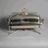 Rental store for Silver Chafing Dishes in San Francisco CA