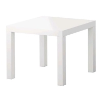 Rental store for White Coffee Side Table in San Francisco CA