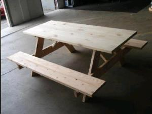 PICNIC TABLE Rentals San Francisco CA Where to Rent PICNIC TABLE