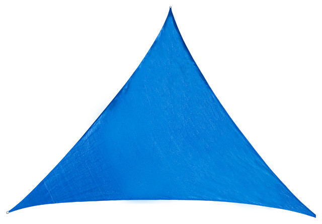 Where to rent Shade Screen Triangular 12 x12 x12  Blue in San Francisco Bay Area
