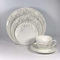 Rental store for Jasmine Leaf Pattern Dishware in San Francisco CA