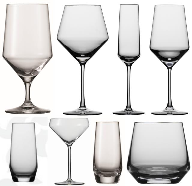 Where to find Polaris Crystal Glassware in San Francisco