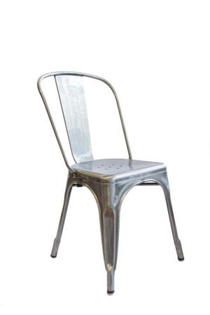 Where To Find Gun Metal Cafe Chair In San Francisco