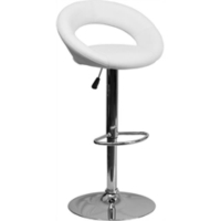 Rental store for White Vinyl Stool in San Francisco CA