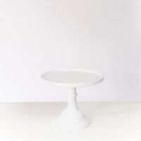 Rental store for White Cake Stand - Large in San Francisco CA