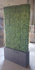 Rental store for 8  Double Sided Faux Box Hedge in San Francisco CA