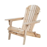 Rental store for Wooden Folding Adirondack Chair in San Francisco CA