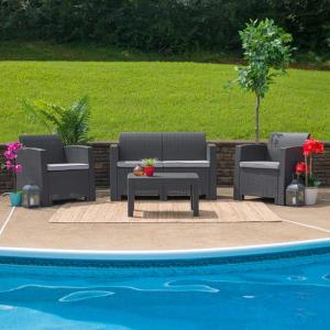 Rent Palm Outdoor Lounge Furniture