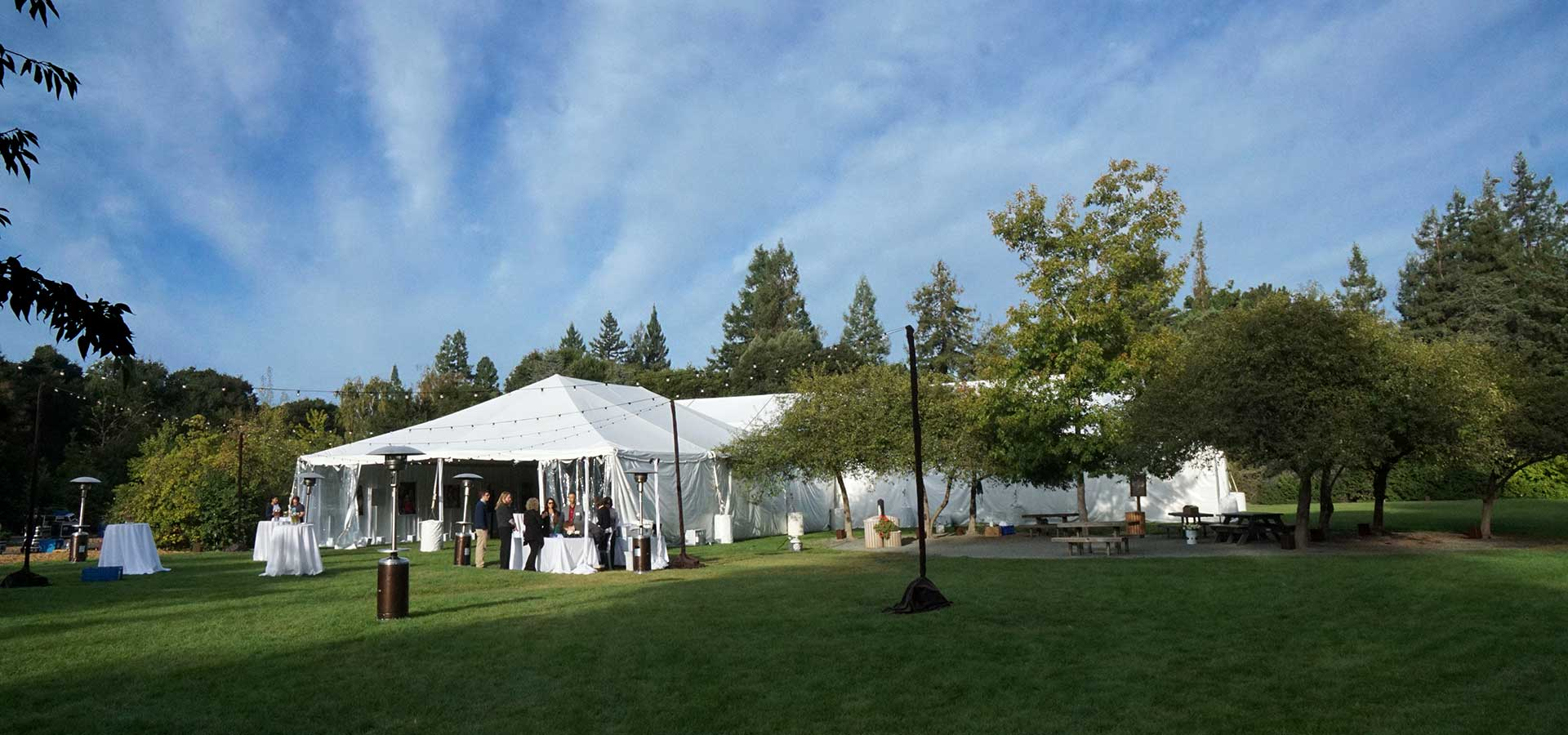 Event Rentals in San Francisco